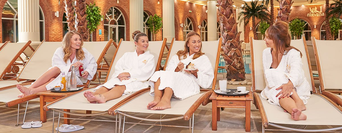 A girls spa day there s nothing as good as catching up for A better day salon