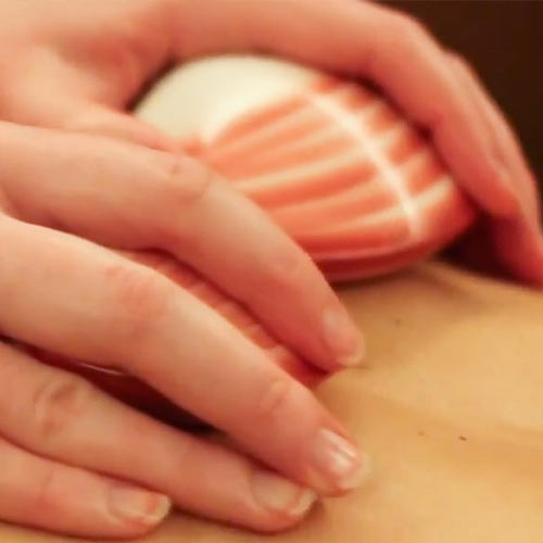Lava Shells Massage Nirvana Spa