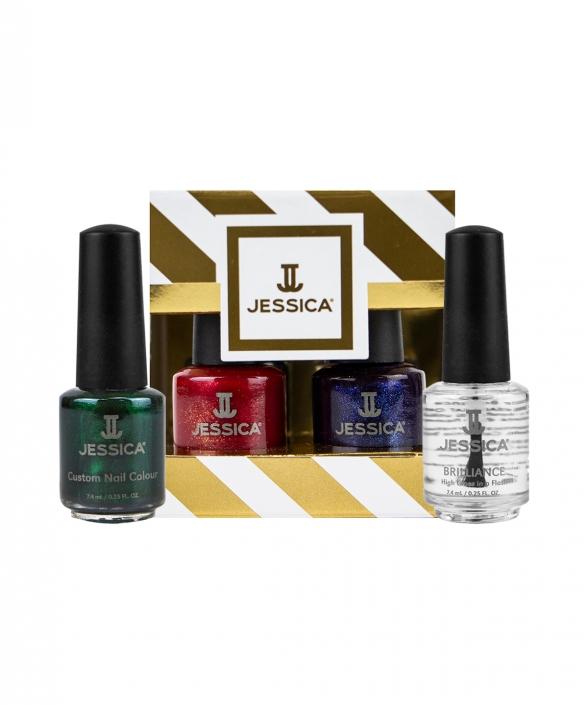 Jessica nails masonry grid